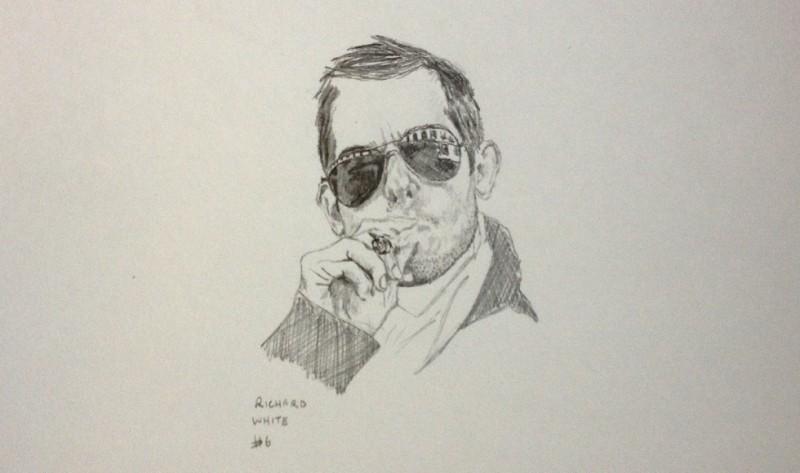 Richard White #6