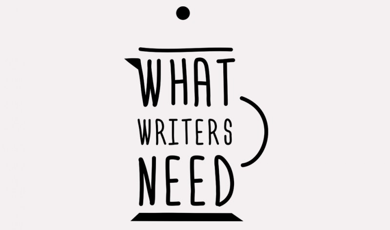 What Writers Need - Coffee