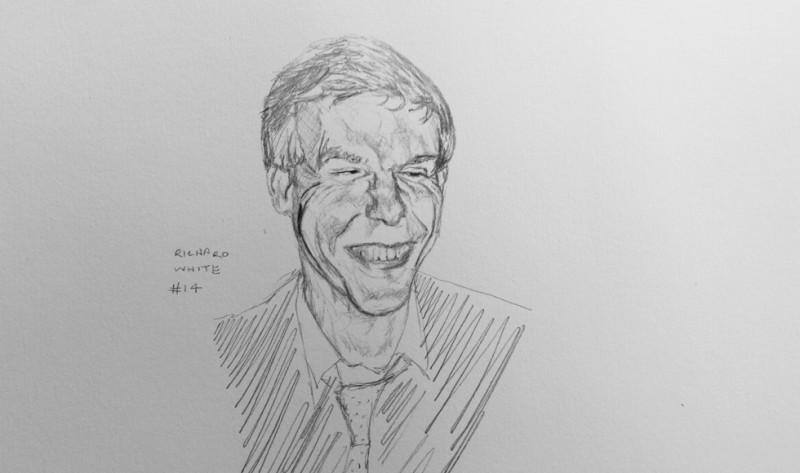 Richard White #14