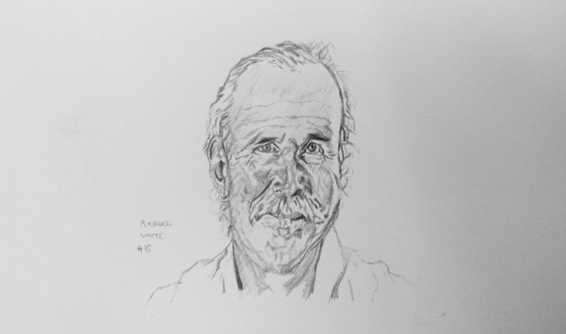 Richard White #15