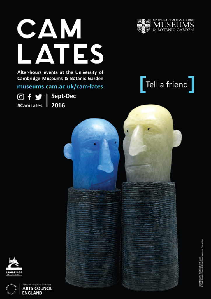 Posters for Cam Lates in 2016
