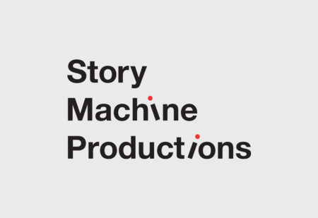 Story Machine Productions logo