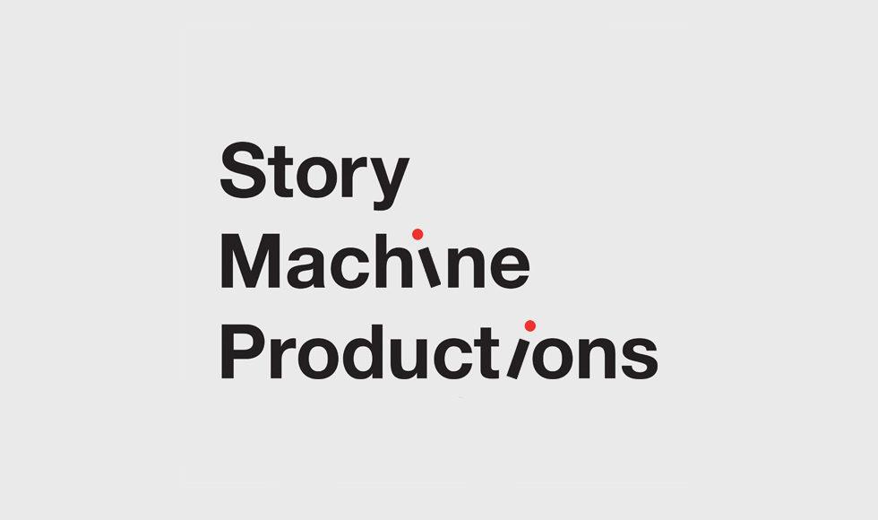 Story Machine Productions logo